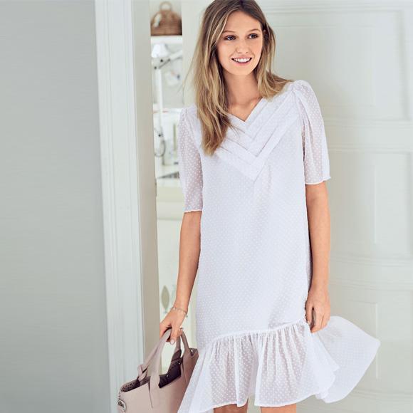 Як пошити модну сукню в стилі Вікторії Бекхем  ілюстрований курс з ... 22b9a8a24ea19