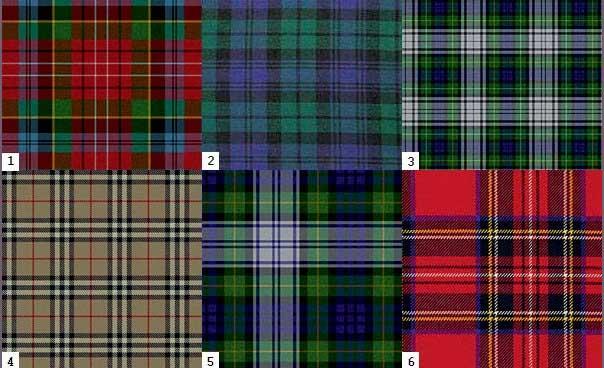 Перша згадка про тартан відноситься до 325 р. нашої ери. Вельми пошарпаний  шматочок матерії зберігається в Національному музеї Шотландії в Единбурзі.  Саме ... ded24af0da218