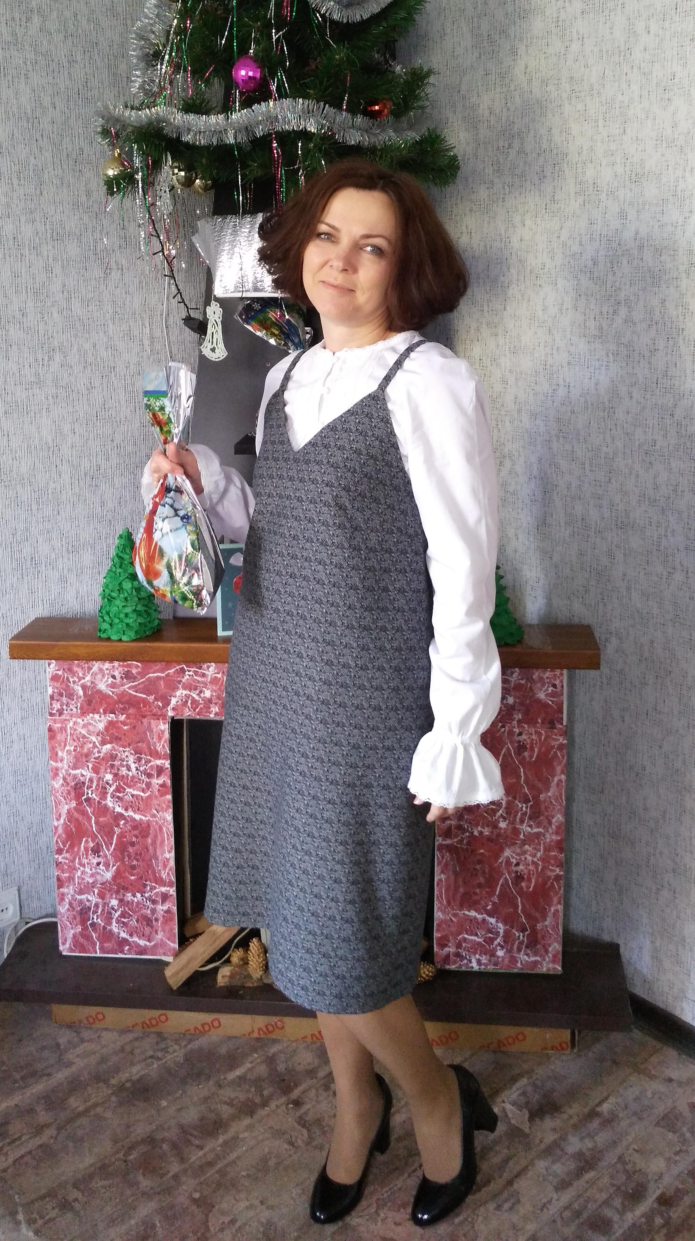 Сукня - сарафан.  c1a4a0e2af999