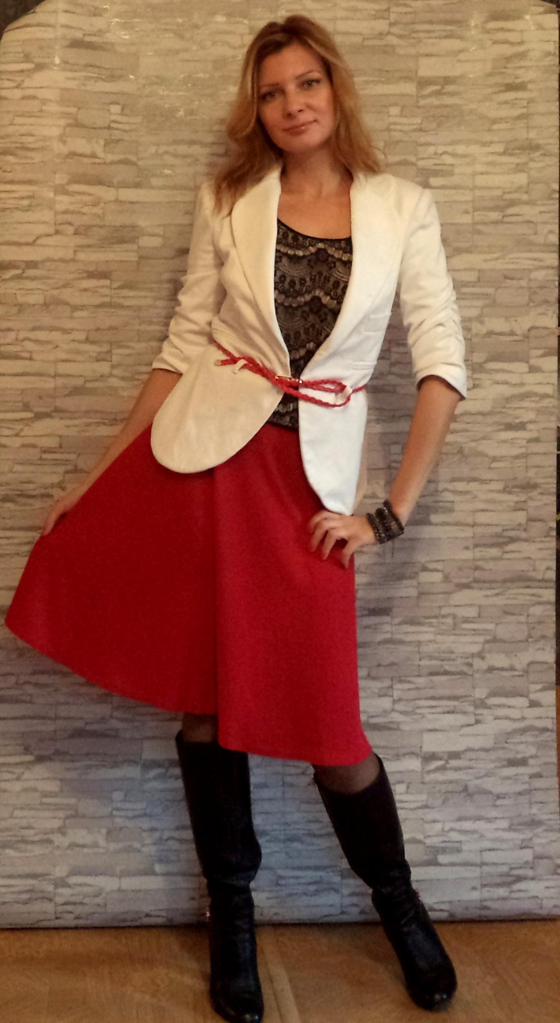 Викрійки юбки