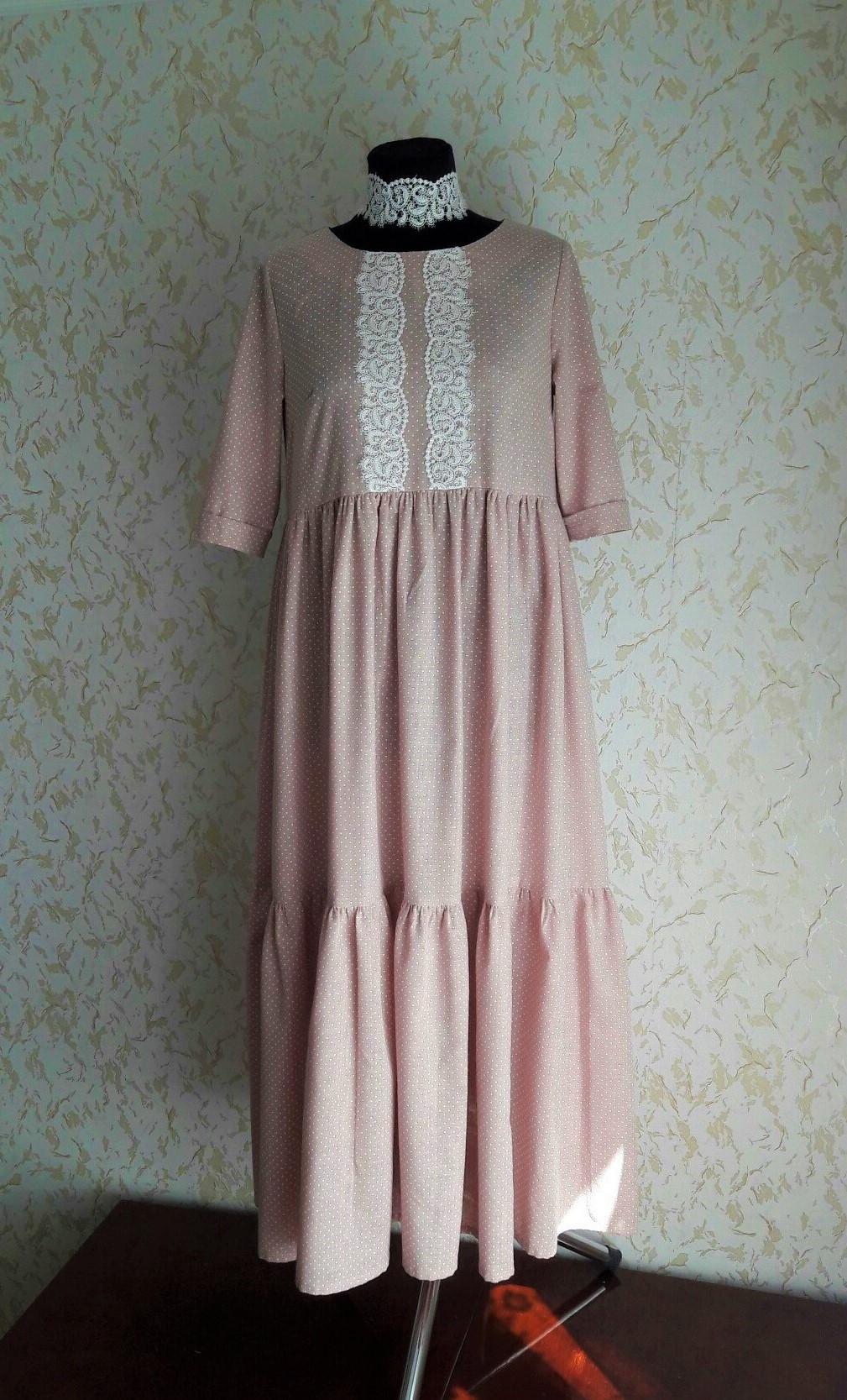 Сукня в стилі бохо  b9f5877680fb2