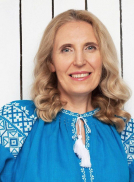 Оксана Косміна - експерт, етнолог