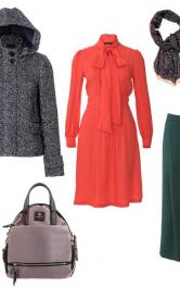 Елегантно і спортивно: три образи з шерстяною курткою