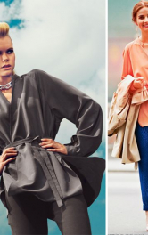 Як пошити дві блузи за однією викрійкою