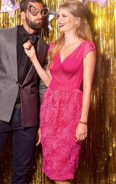 Шиємо святкову сукню до Дня св.Валентина!