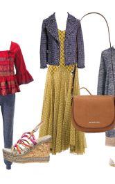 Весняна колекція Burda Style