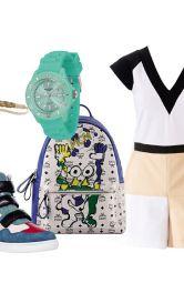 Стильний вигляд влітку: ідеї комбінування від Burda Style