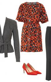 Як створити три різних образи з однією сукнею