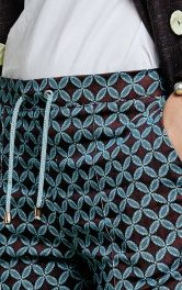 Технологія пошиття еластичного пояса зі шнуром