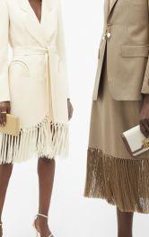 Як декорувати одяг і аксесуари бахромою