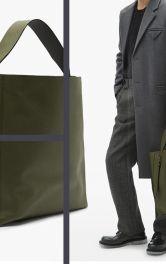 Модні сумки з двома ручками tote-bag для чоловіків