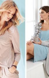 25 викрійок зручного трикотажного одягу для дому