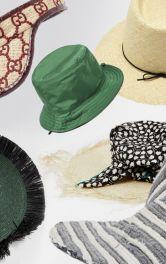 Модні маніпуляції із класичними формами літніх капелюхів