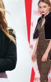 Три моделі Burda в стилі Лілі Роуз Депп