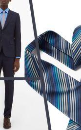 Які комірці сорочок і краватки в моді