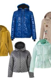 9 моделей осінніх курток з капюшоном