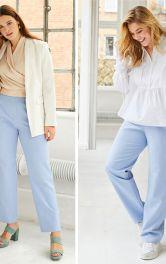10 викрійок зручних універсальних брюк