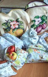 Як пошити еко-торбинки для овочів та фруктів