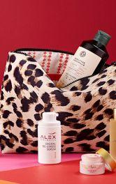 Як пошити «леопардову» косметичку з кишенею