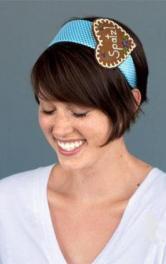5 ідей, як прикрасити обруч для волосся