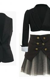 Як перетворити старий жакет на три модних речі