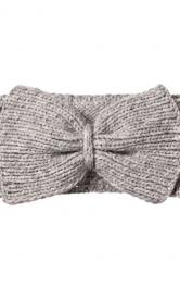 Як зробити плетену пов'язку з бантом своїми руками