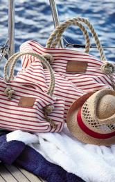 Як пошити пляжну сумку в морському стилі своїми руками