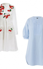 Фруктовий дизайн: прикрашаємо одяг і аксесуари