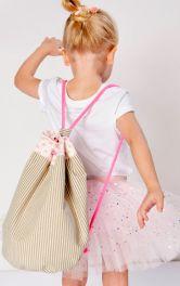 Як пошити спортивну сумку-мішок