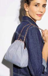 Як пошити сумку-саквояж власноруч