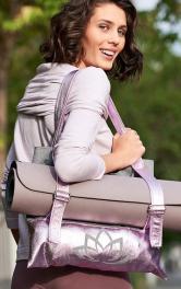 Шиємо сумку для йоги власноруч