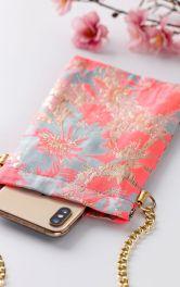 Як пошити сумочку через плече для мобільного телефона