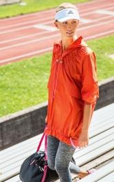 Жіночий спортивний анорак Burdastyle
