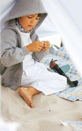 Дитяча трикотажна куртка Burdastyle