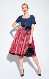 Жіноча баварська сукня-дірндль Burdastyle