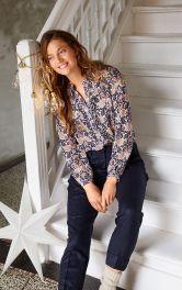 Женская блузка рубашечного кроя Burdastyle фото 1