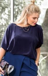 Жіноча блуза широкого крою Burdastyle
