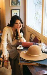 Жіноча блуза прямого крою Burdastyle