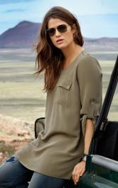 Жіноча блуза Burdastyle
