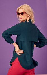 Женская блузка-рубашка Burdastyle фото 1