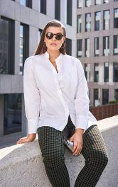 Женская блузка рубашечного кроя Burdastyle