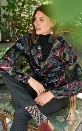 Женский пуловер с запахом Burdastyle фото 1