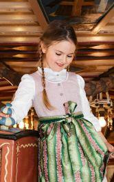 Детская блузка с пышными рукавами Burdastyle фото 1