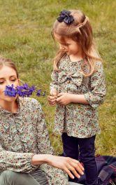 Дитяча блузка А-силуету Burdastyle