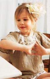 Дитяча туніка прямого крою Burdastyle