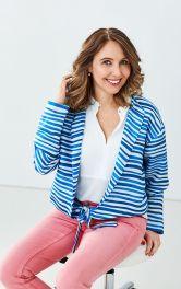 Женский шелковый блузон Burdastyle фото 1