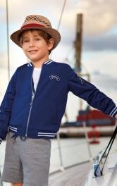 Дитяча куртка бомбер Burdastyle
