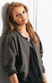 Жіночий шерстяний блузон Burdastyle