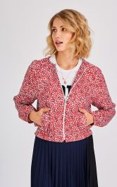 Жіночий блузон в спортивному стилі Burdastyle