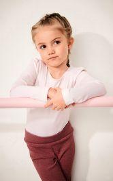 Детское гимнастическое боди Burdastyle